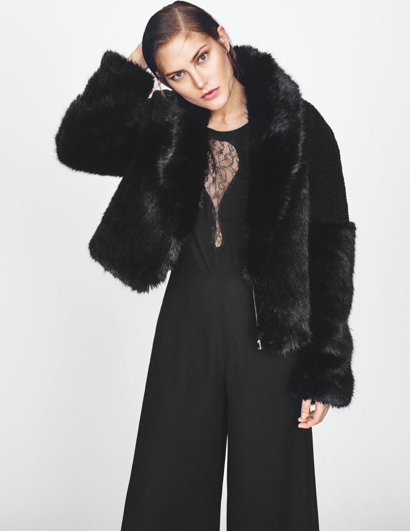 H&M Winter 2015 Clothing Lookbook
