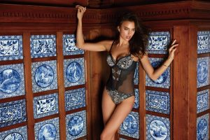 Irina Shayk is Smokin' Hot in La Clover Ads