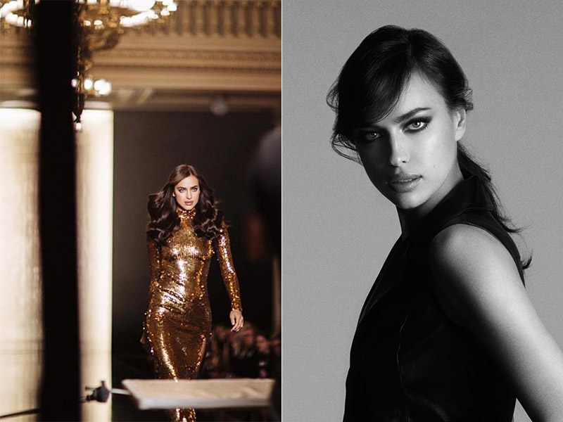 Irina Shayk has been announced as the new spokemodel for L'Oreal Paris