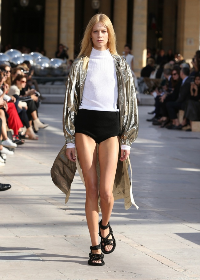 Isabel Marant Spring 2016 | Paris Fashion Week