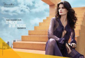 Isabeli Fontana is Pure Elegance in El Palacio de Hierro Ads