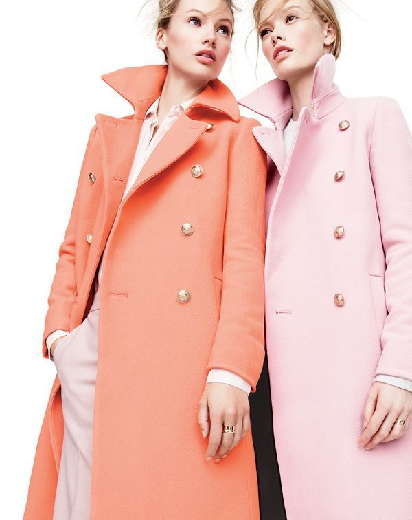 J Crew 2015 Fall Winter Women S Coats Shop