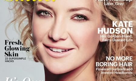 Kate Hudson on Allure Magazine November 2015 cover