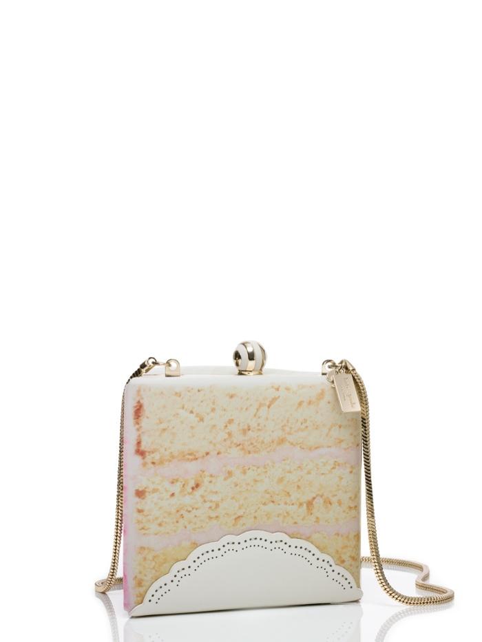 Kate Spade x Magnolia Bakery Slice of Cake Bag