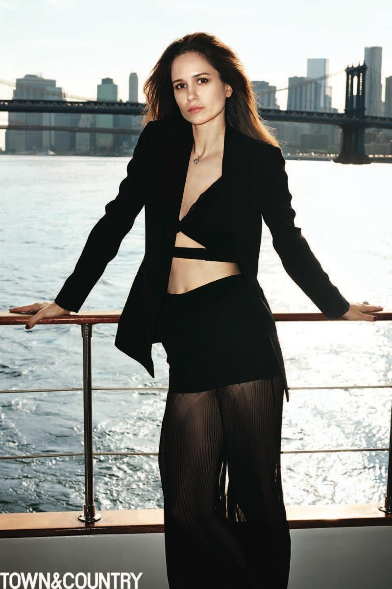 Fashion Designer Magazine Interview