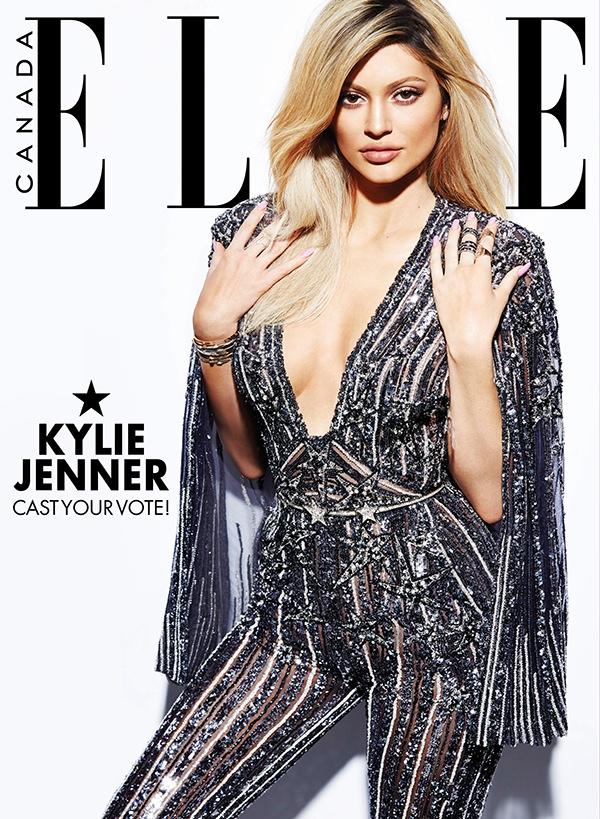 1st Choice: Kylie wears a Zuhair Murad jumpsuit