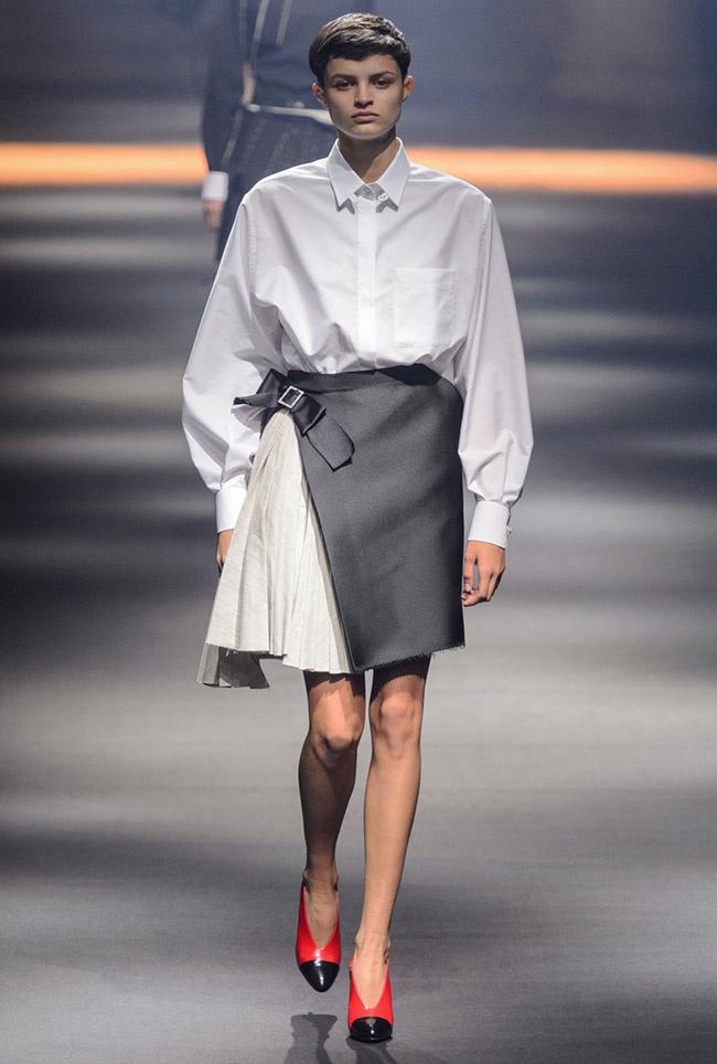 Lanvin Spring 2016 | Paris Fashion Week
