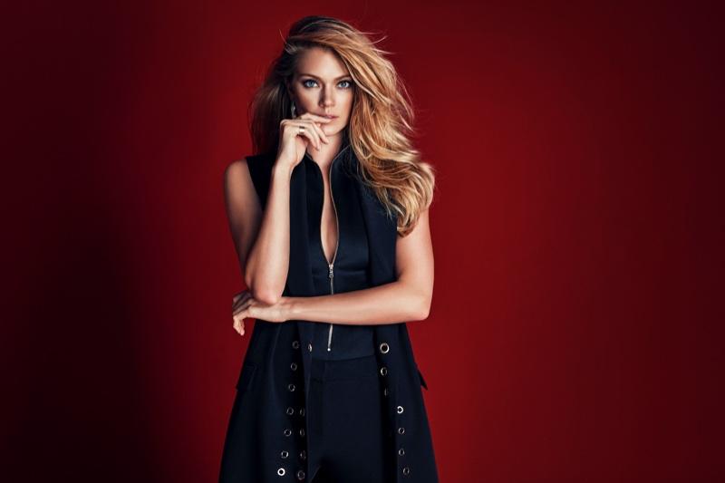 Lindsay Ellingson stars in Ipekyol's fall-winter 2015 campaign