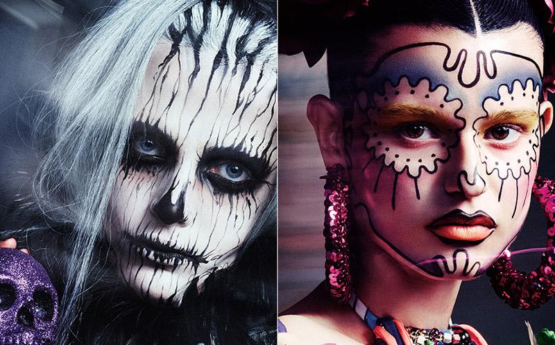 Halloween Makeup Ideas from MAC Cosmetics - Cheap Halloween Makeup Ideas