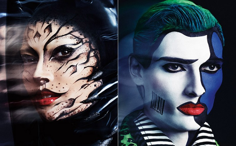 Halloween Makeup Ideas from MAC Cosmetics
