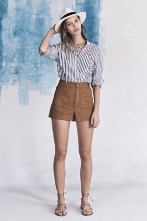 Madewell Gives Major Vacation Vibes for Spring '16