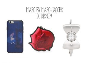 Marc by Marc Jacobs Teams Up with Disney for 'Alice in Wonderland' Inspired Accessories