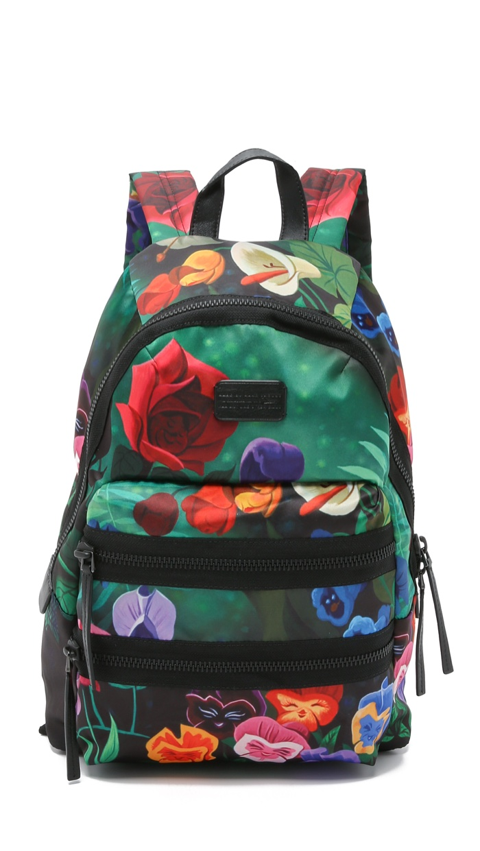 Marc by Marc Jacobs x Disney Garden Print Backpack