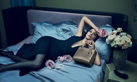 Marion Cotillard stars in Lady Dior's cruise 2016 campaign