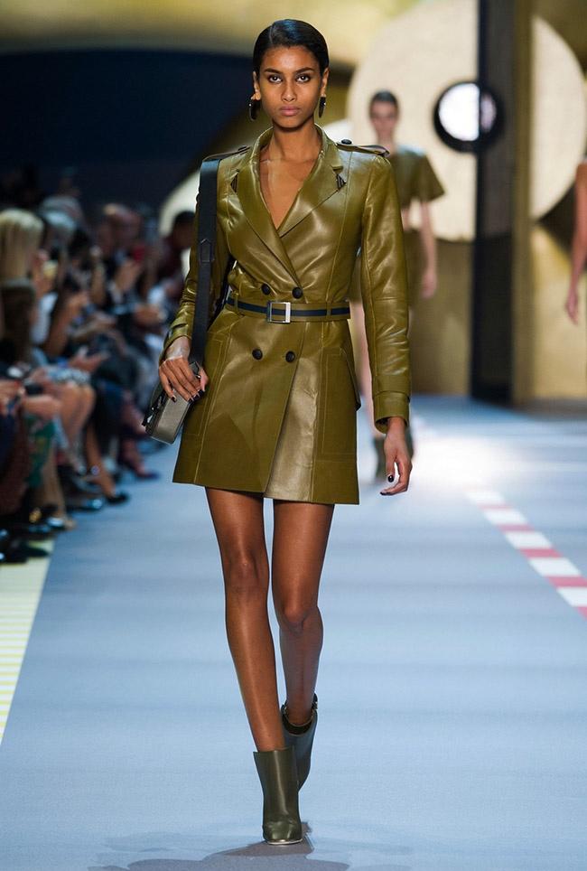 Mugler Spring 2016   Paris Fashion Week