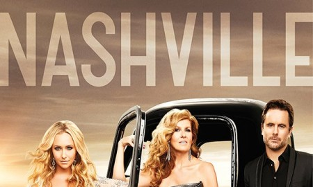 ABC releases the season 4 poster of its Wednesday night drama, Nashville. The artwork features Connie Britton, Hayden Panettiere and Charles Esten.