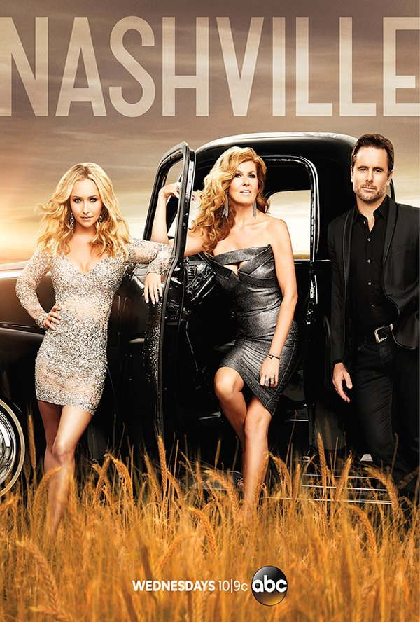 Country Glam Style on 'Nashville' Season 4 Poster