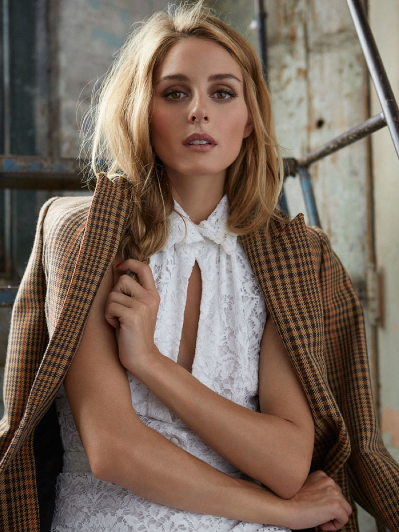 Olivia Palermo for Holt Renfrew