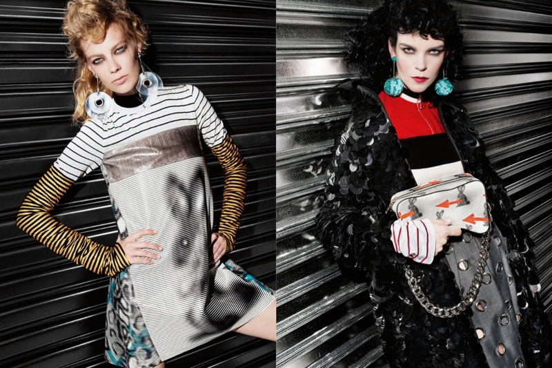 Prada Brings a Pop of Attitude to its Resort 2016 Campaign