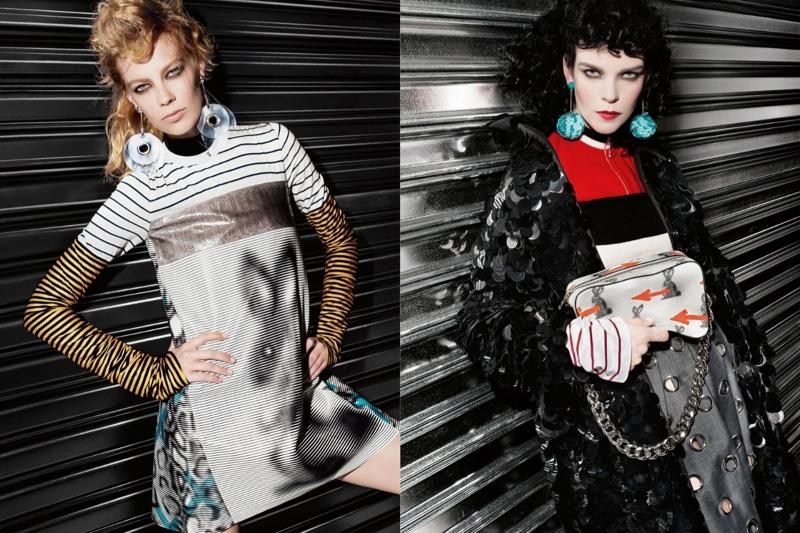 Prada Brings a Pop of Attitude to its Resort 2016 Campaign