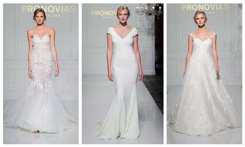 Ovia Wedding Dresses Fall 2016 Runway