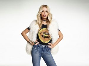 Hailey Clauson Stands Up to Cancer with REVOLVE
