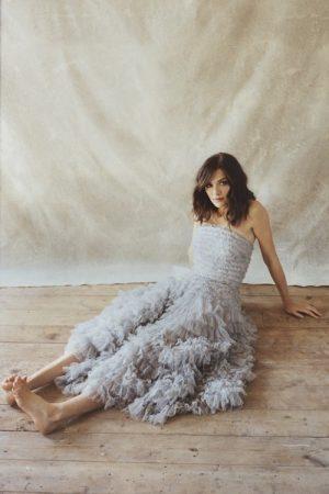 Rachel Weisz Stars in Harper's Bazaar UK Cover Story