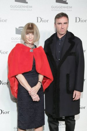 Raf Simons Steps Down from Dior