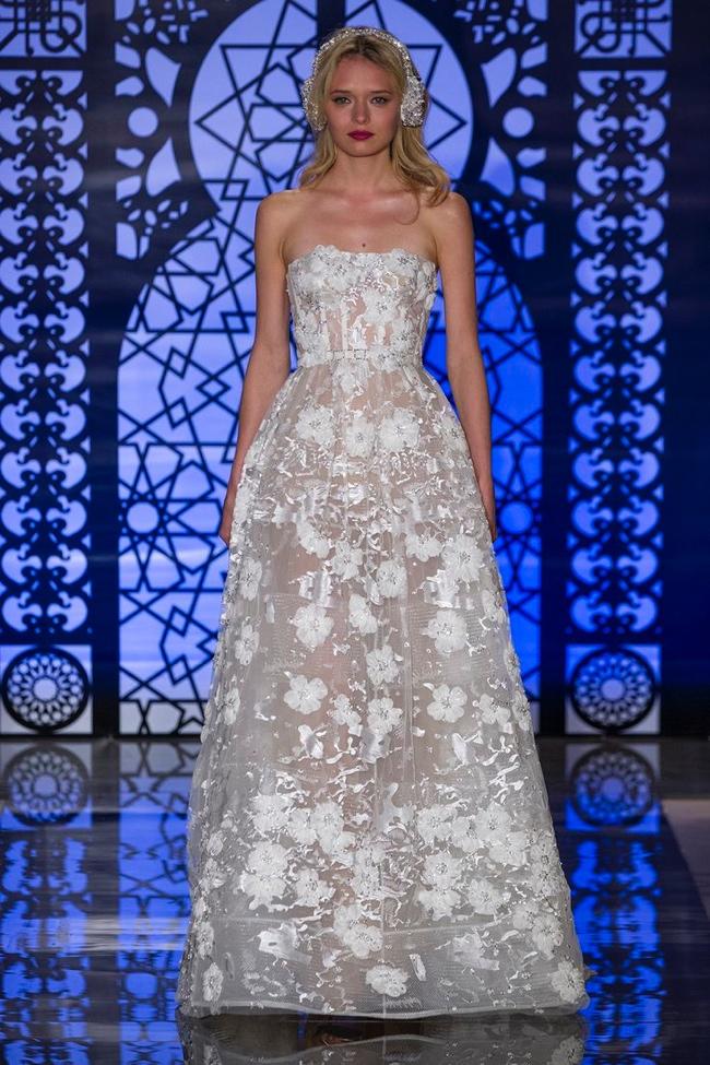 Reem Acra Fall 2016 Bridal Wedding Dresses