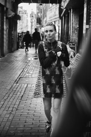 Rooney Mara Poses for Peter Lindbergh in Interview Feature