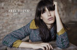 Sabrina Ioffreda Wears Prada in L'Officiel Mexico Cover Story