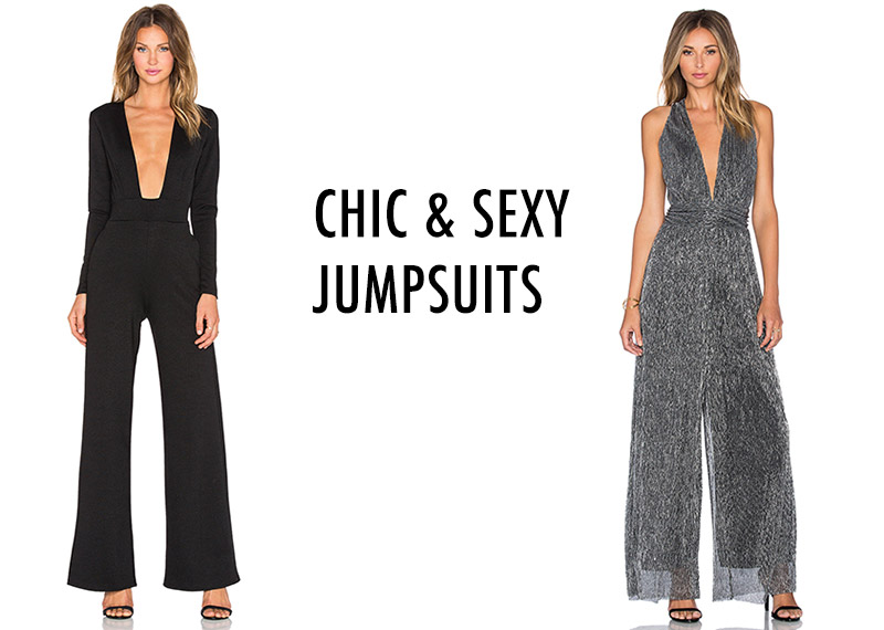 Sexy womens jumpsuit