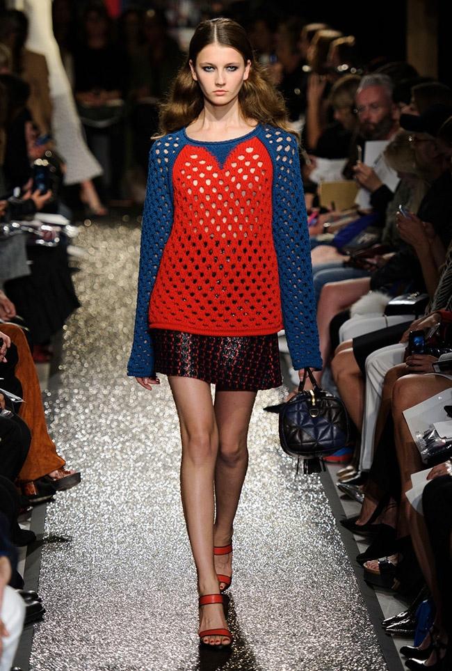 Sonia Rykiel Spring 2016 | Paris Fashion Week