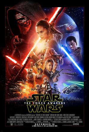 'Star Wars: The Force Awakens' Final Poster Revealed
