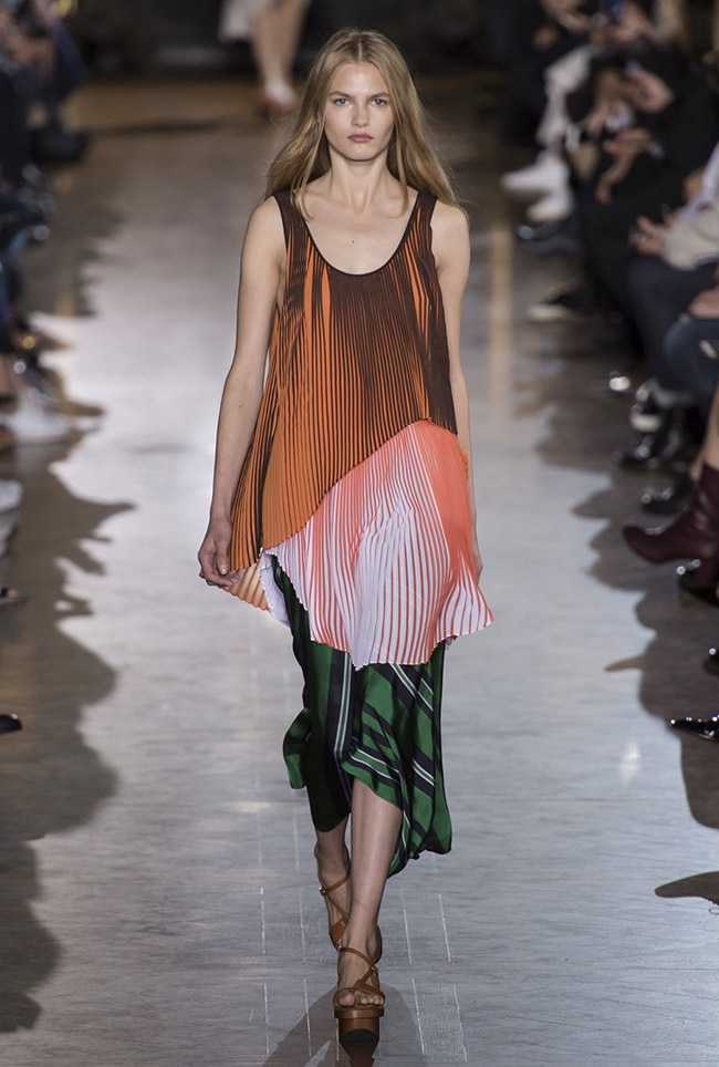 Stella McCartney Spring 2016 - Paris Fashion Week