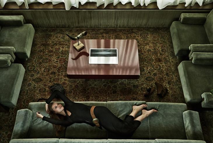 Cate Underwood for Stradivarius