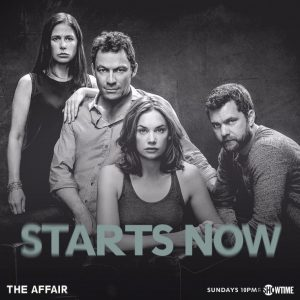Showtime's 'The Affair' Cast Poses for Season 2 Promotional Artwork