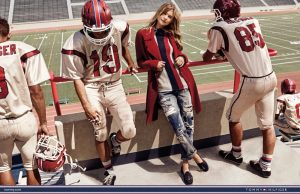 See More Images from Tommy Hilfiger's Sporty Fall Campaign