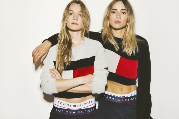 Tommy Hilfiger Teams Up with Mytheresa for 90s Inspired Line