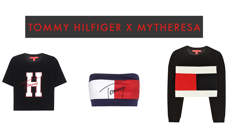 90s Tommy Hilfiger x MyTheresa Capsule Collection | Vogue