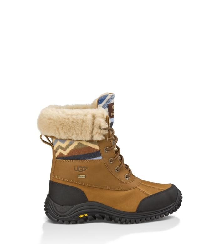 UGG x Pendleton Lace-Up Boot