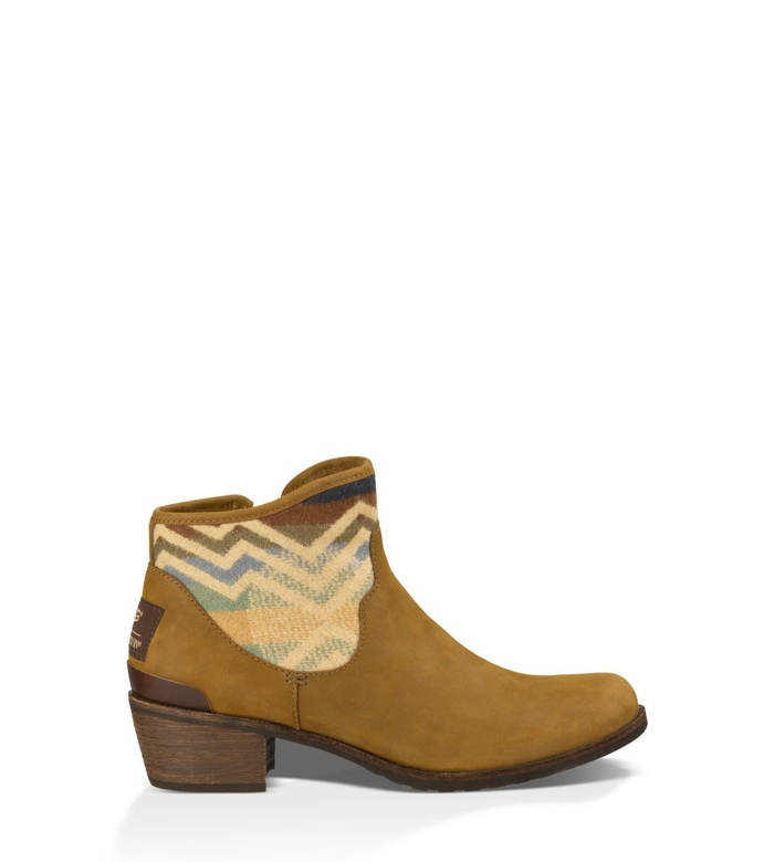 UGG x Pendleton Heel Boot
