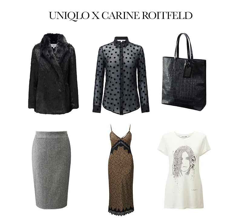 Uniqlo-Carine-Roitfeld-Clothing