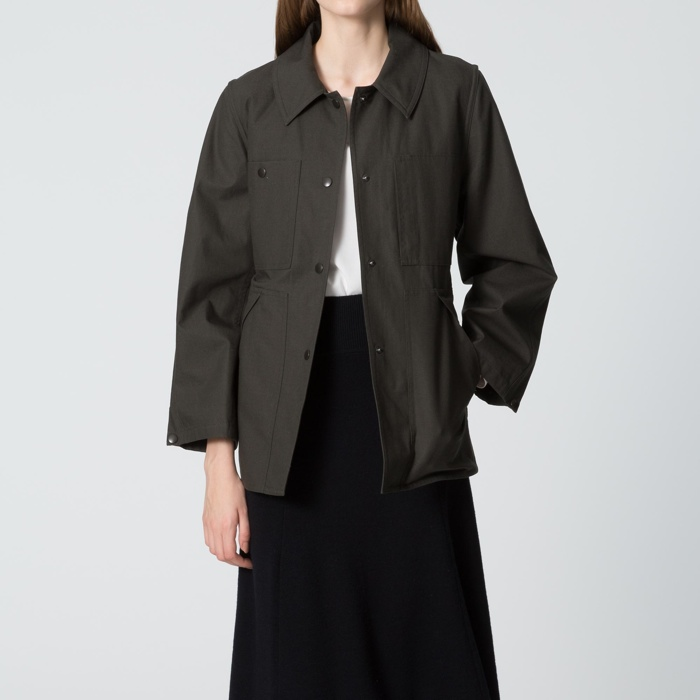 UNIQLO and Lemaire Short Work Coat