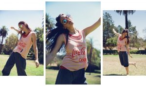 Wildfox Collaborates with Coca-Cola on Playful Basics