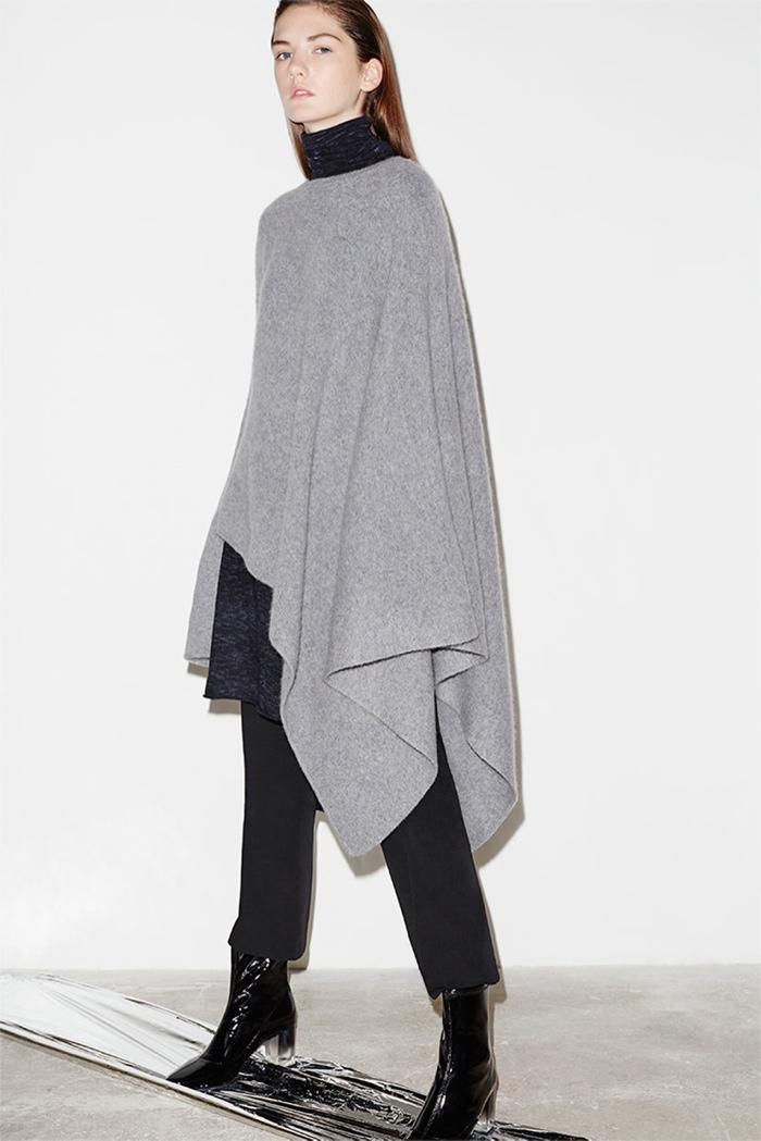 Zara updates with its fall 2015 knitwear styles