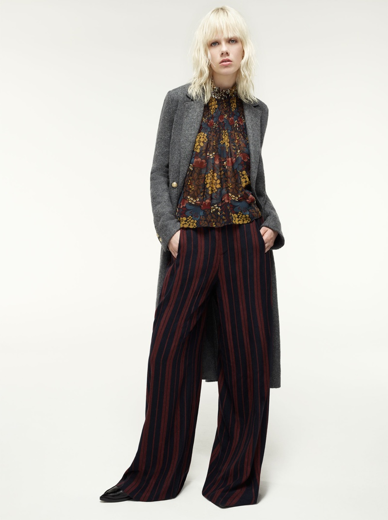 A New Grunge: Zara Takes On 90s Style For Fall