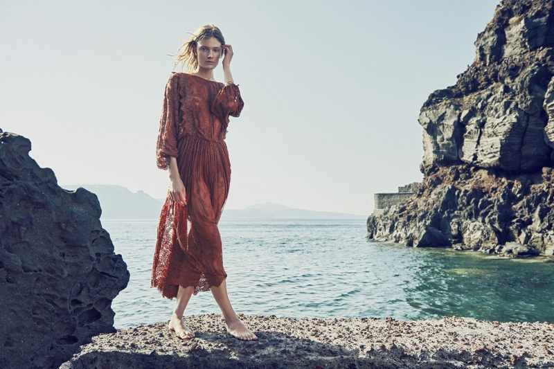 Zimmermann Resort 2016 Swim Campaign Fashion Gone Rogue