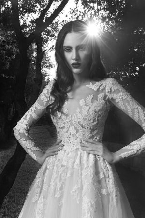 Zuhair Murad Enchants with Fall 2016 Bridal Collection