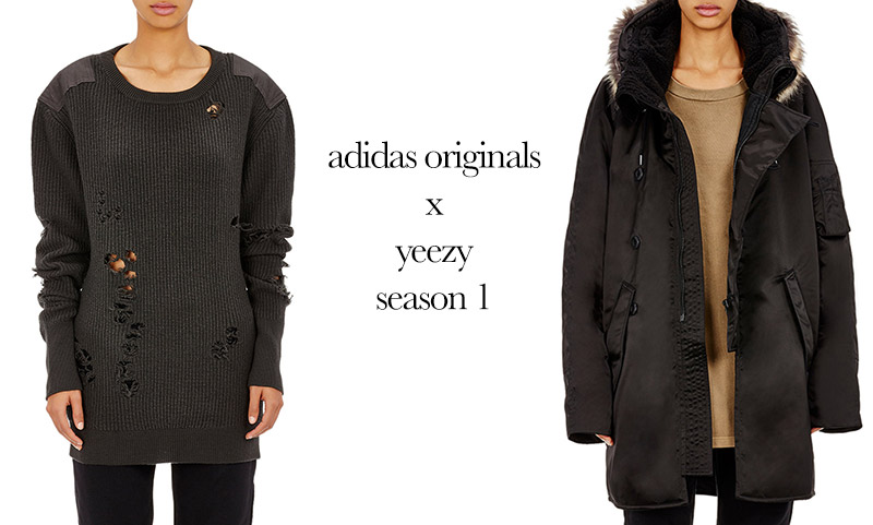 New Arrivals: adidas Originals x Yeezy Season 1